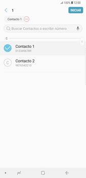 Envía fotos, videos y audio por mensaje de texto - Samsung Galaxy S9 Plus - Passo 6