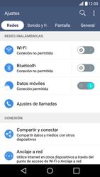Desactivación límite de datos móviles - LG K10 - Passo 4