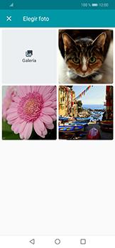 Envía fotos, videos y audio por mensaje de texto - Huawei Mate 20 Lite - Passo 10