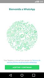 Configuración de Whatsapp - LG K10 - Passo 4