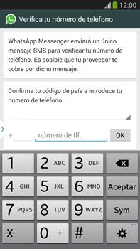 Configuración de Whatsapp - Samsung Galaxy Note Neo III - N7505 - Passo 5