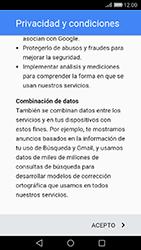 Crea una cuenta - Huawei Cam Y6 II - Passo 13