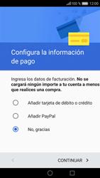 Crea una cuenta - Huawei P9 - Passo 17
