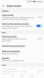 Desactiva tu conexión de datos - Huawei P9 Lite 2017 - Passo 5
