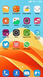 Configuración de Whatsapp - ZTE Blade A510 - Passo 3
