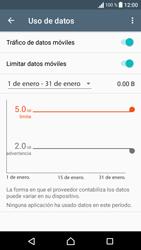 Desactivación límite de datos móviles - Sony Xperia E5 - Passo 5