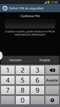 Desbloqueo del equipo por medio del patrón - Samsung Galaxy Note Neo III - N7505 - Passo 15