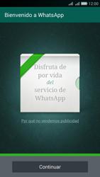 Configuración de Whatsapp - Huawei G Play Mini - Passo 7