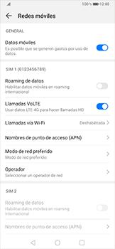 Desactiva tu conexión de datos - Huawei P30 Pro - Passo 4