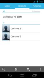 ¿Tu equipo puede copiar contactos a la SIM card? - Motorola RAZR HD  XT925 - Passo 12