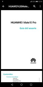 Descargar contenido de la nube - Huawei Mate 10 Pro - Passo 11