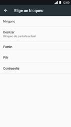 Desbloqueo del equipo por medio del patrón - Motorola Moto C - Passo 6