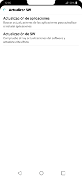Actualiza el software del equipo - LG G7 ThinQ - Passo 6