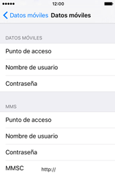 Configura el Internet - Apple iPhone 4s - Passo 6