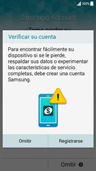 Activa el equipo - Samsung Galaxy A3 - A300M - Passo 14