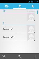 ¿Tu equipo puede copiar contactos a la SIM card? - Motorola RAZR D1 XT914 - Passo 4