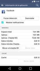 Limpieza de aplicación - LG K10 - Passo 9