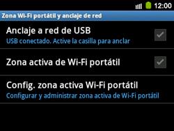Comparte la conexión de datos con una PC - Samsung Galaxy Y Pro GT - B5510 - Passo 7
