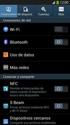 Conecta con otro dispositivo Bluetooth - Samsung Galaxy S4  GT - I9500 - Passo 4