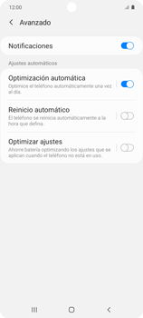 Cómo evitar la actividad no deseada de aplicaciones - Samsung Galaxy S10 Lite - Passo 6