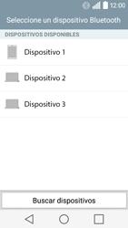 Transferir fotos vía Bluetooth - LG C50 - Passo 10