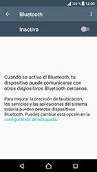 Conecta con otro dispositivo Bluetooth - Sony Xperia E5 - Passo 5