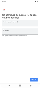 Configura tu correo electrónico - Motorola One Zoom - Passo 12