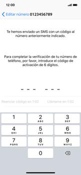 Configuración de Whatsapp - Apple iPhone X - Passo 10