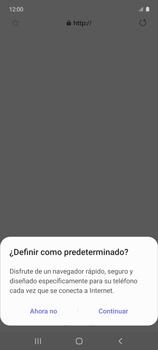 Limpieza de explorador - Samsung Galaxy A51 - Passo 5