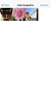 Envía fotos, videos y audio por mensaje de texto - Apple iPhone 7 Plus - Passo 12