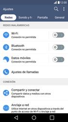 Desactiva tu conexión de datos - LG K10 - Passo 6