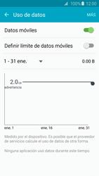 Desactiva tu conexión de datos - Samsung Galaxy S6 Edge - G925 - Passo 4