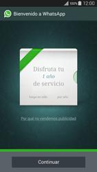 Configuración de Whatsapp - Samsung Galaxy A3 - A300M - Passo 10