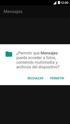 Envía fotos, videos y audio por mensaje de texto - Alcatel Pixi 4 5 - OT5045 - Passo 4