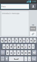 Envía fotos, videos y audio por mensaje de texto - LG Optimus L 7 II - Passo 4