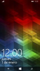 Bloqueo de la pantalla - Microsoft Lumia 640 - Passo 4