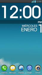 Bloqueo de la pantalla - LG Optimus G Pro Lite - Passo 4