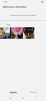 Envía fotos, videos y audio por mensaje de texto - Samsung Galaxy A50 - Passo 18