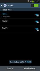 Configura el WiFi - Samsung Galaxy S4  GT - I9500 - Passo 8