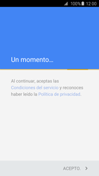 Crea una cuenta - Samsung Galaxy S6 Edge - G925 - Passo 10