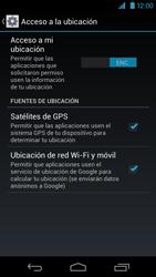 Uso de la navegación GPS - Motorola RAZR HD  XT925 - Passo 8