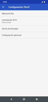 Habilitar llamada en espera - Motorola Moto G8 Play (Single SIM) - Passo 8