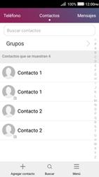 ¿Tu equipo puede copiar contactos a la SIM card? - Huawei Y3 II - Passo 10