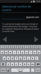 Crea una cuenta - Samsung Galaxy S5 - G900F - Passo 7
