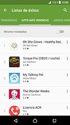 Instala las aplicaciones - Sony Xperia XZ Premium - Passo 13