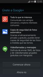 Crea una cuenta - Samsung Galaxy Alpha - G850 - Passo 18