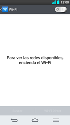 Configura el WiFi - LG G2 - Passo 5