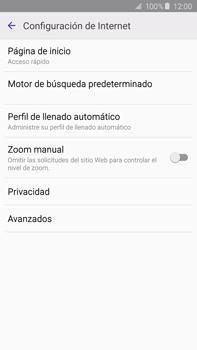 Configura el Internet - Samsung Galaxy Note 5 - N920 - Passo 22