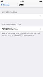 Configura tu correo electrónico - Apple iPhone 8 - Passo 23