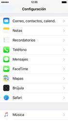 Configura tu correo electrónico - Apple iPhone SE - Passo 4